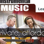 Guitar Shop Website Design