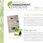 FMS Accountants Web Design, Ojai