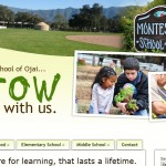 Preschool Website Design, Ojai
