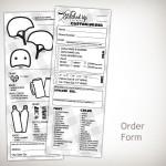 Order Form Design
